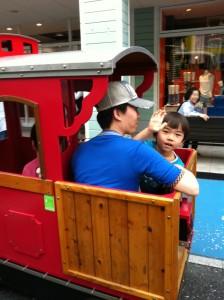 家族まとめて嬉しい休日@三井アウトレットパーク