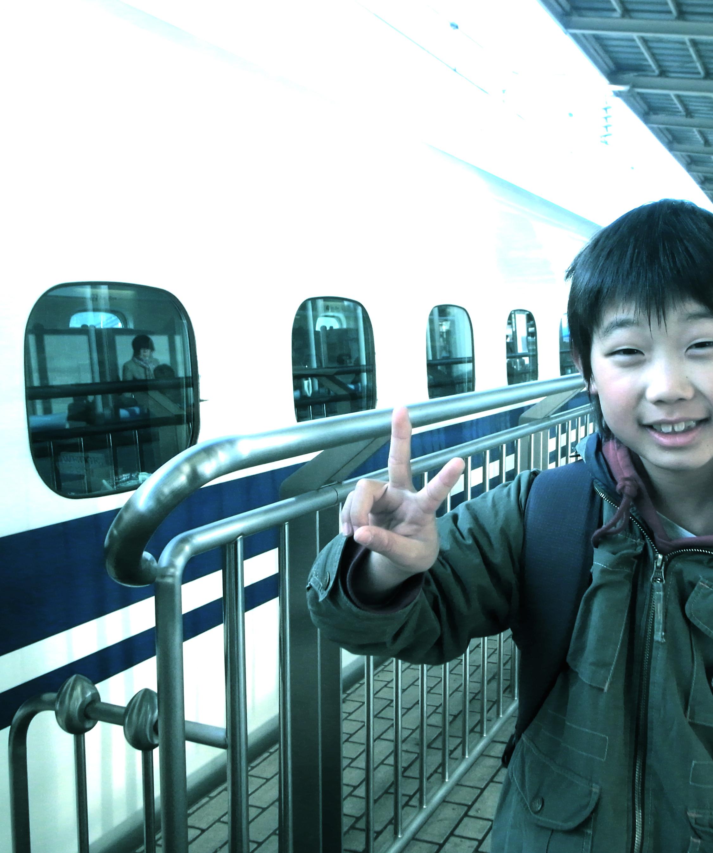 大阪 子ども ひとり旅  その2