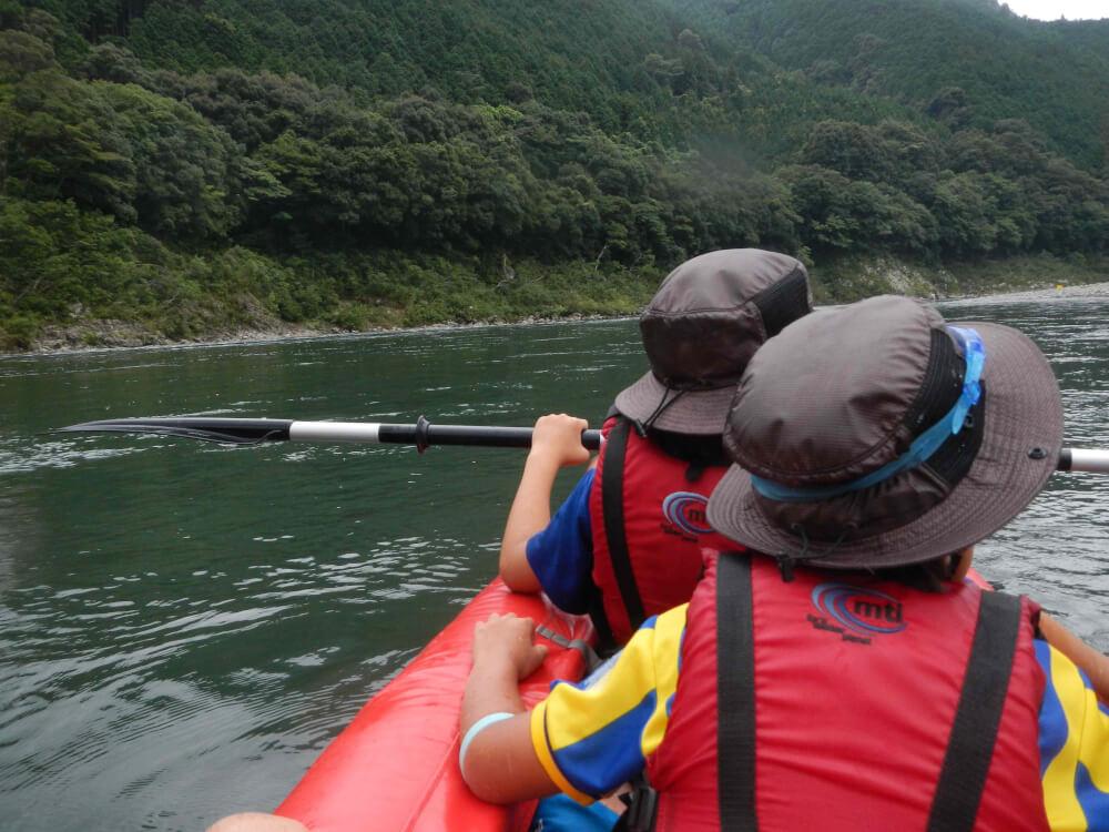 那珂川カヌーキャンプ1泊2日の旅に行きませんか?