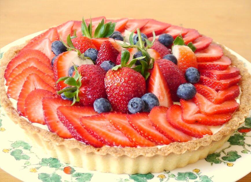 誕生日はおとんのケーキ