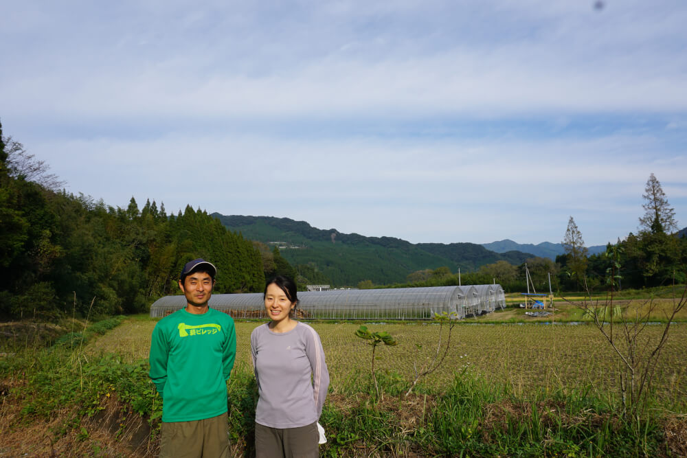 移住家族:スイートピー農家になりました。