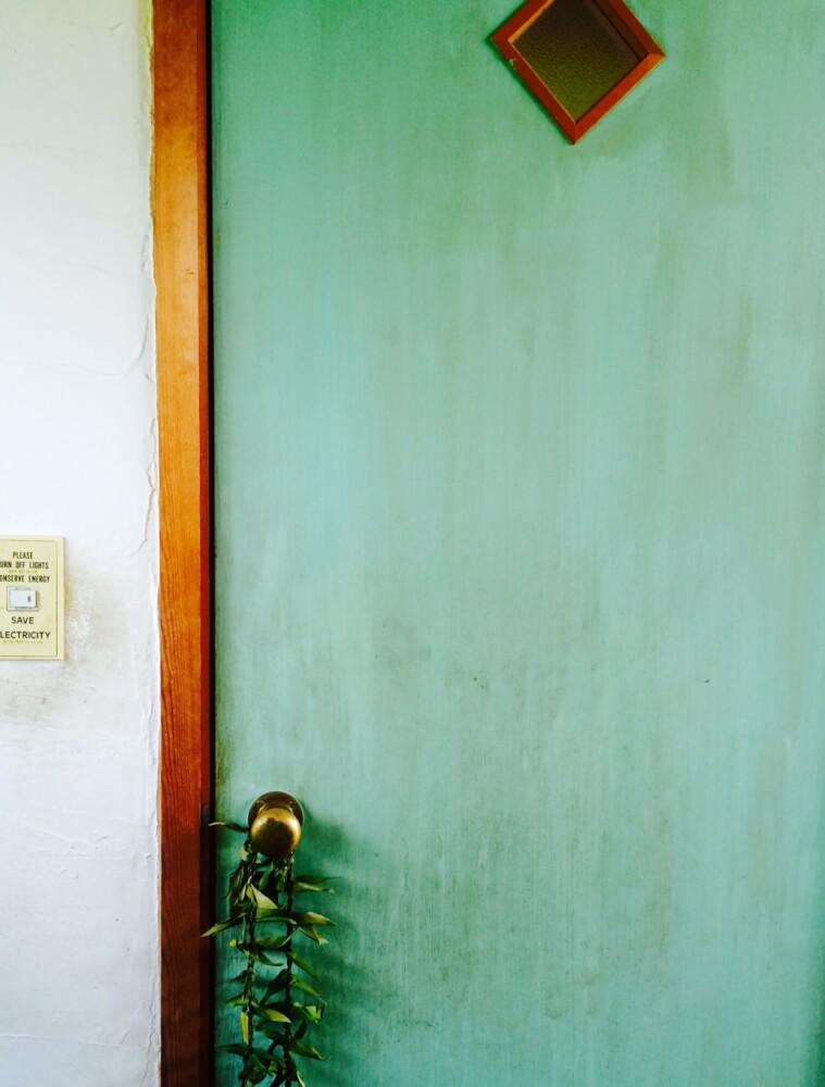 DIY:服を染める、扉を塗る、椅子を塗る、自転車を塗る、まだだけど。