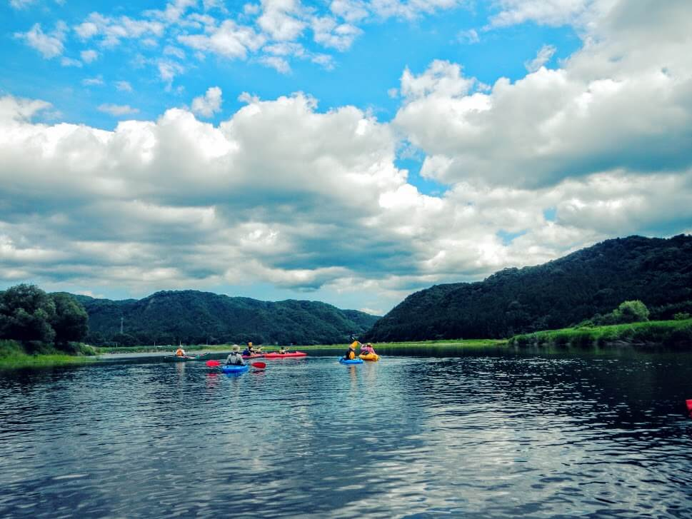 【夏休み特集】那珂川カヌーキャンプ1泊2日や、その他いろいろ。