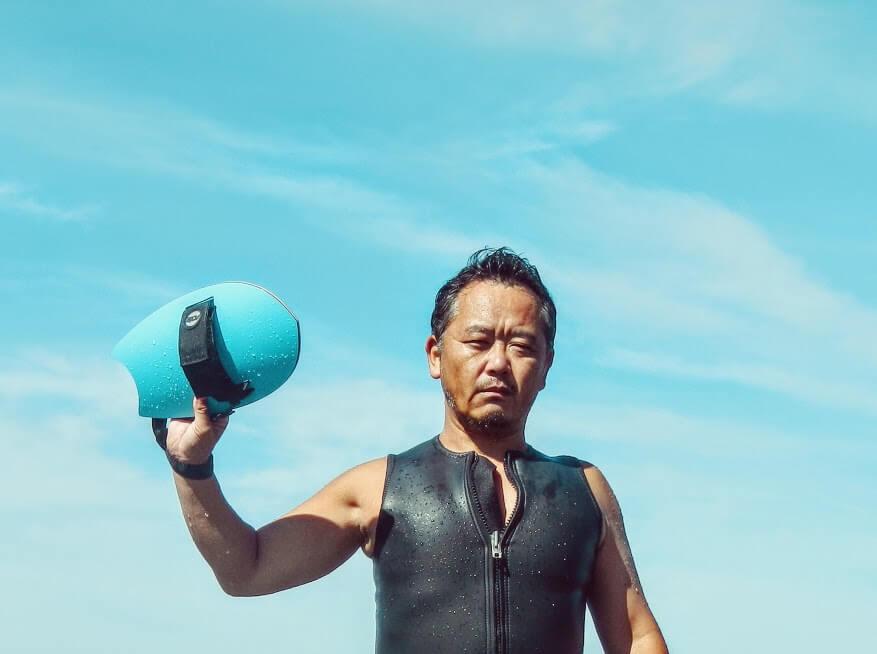 この夏はボディサーフィン!波に乗る、波になれ!