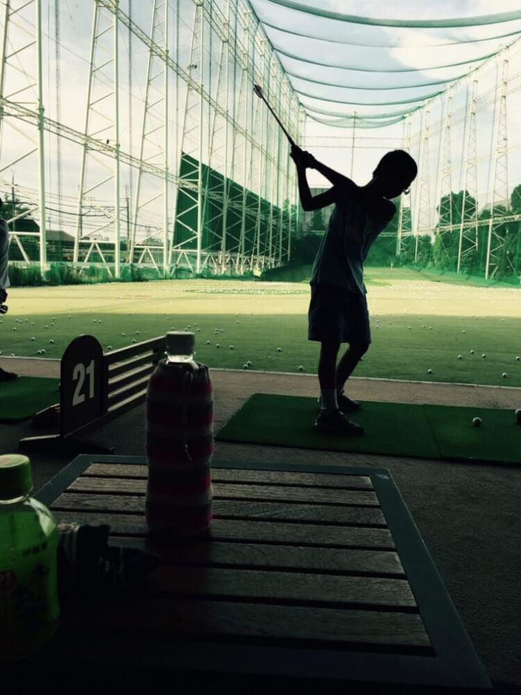 ゴルフという躾