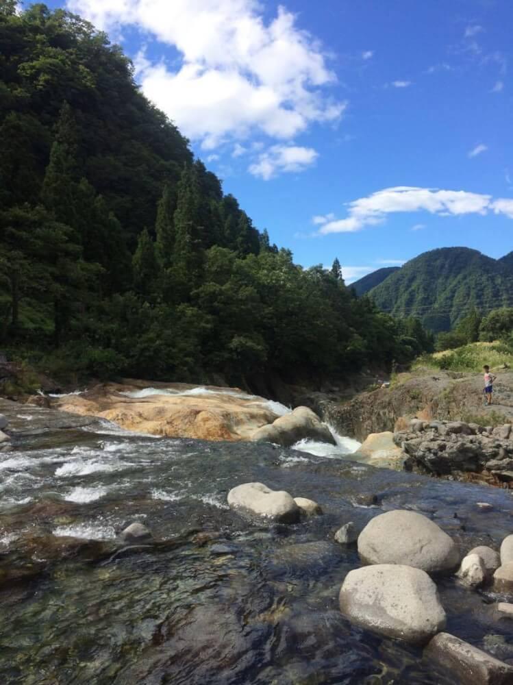 オカンと息子の富士登山!その前に新潟湯沢町。