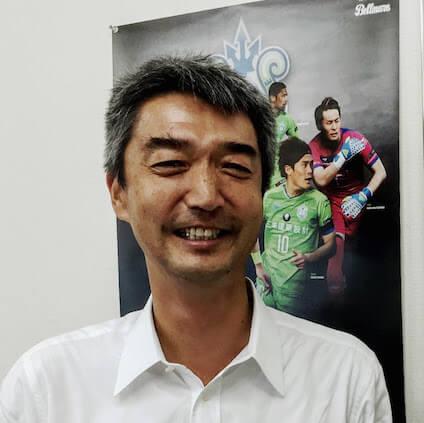 サッカーチーム経営 神奈川県平塚市在住 水谷尚人さん(49歳)