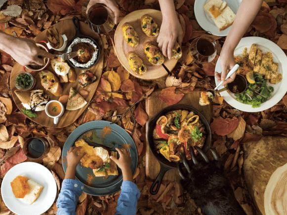 この季節に実ったもの、家族で食べませんか。