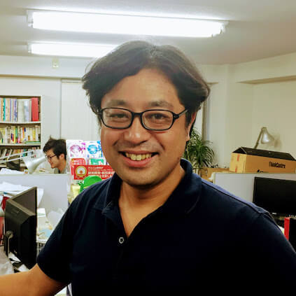 IT企業経営 東京都渋谷区 鈴木忍さん(43歳)