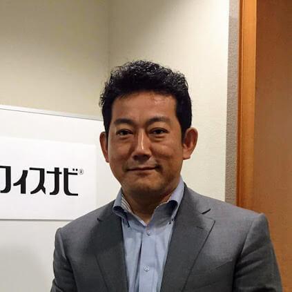 オフィス仲介会社 大阪府 金本 修幸さん(45歳)