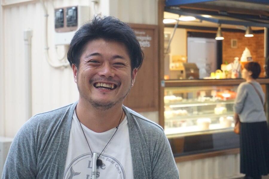 加藤伝さん