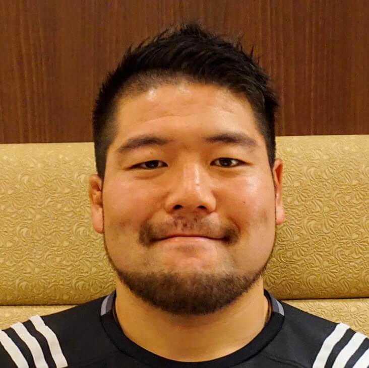 ラグビー選手 ラグビー日本代表 サントリーサンゴリアス 畠山健介さん(31歳)