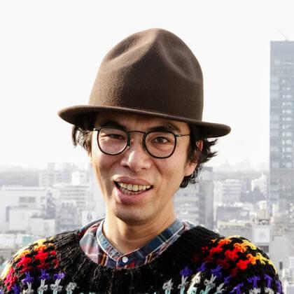 俳優、お笑いユニット、アーティスト 片桐仁さん